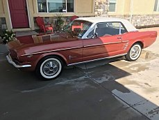 1966 Ford Mustang for sale 101012591