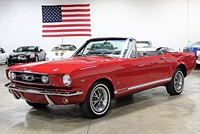 1966 Ford Mustang for sale 101013898