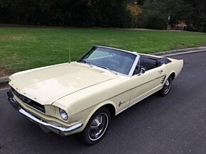 1966 Ford Mustang for sale 101014397