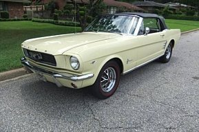 1966 Ford Mustang for sale 101030080