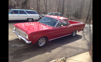 1966 Ford Ranchero for sale 100751302