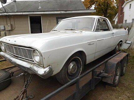 1966 Ford Ranchero for sale 100925832