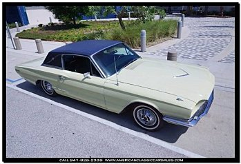 1966 Ford Thunderbird for sale 100766507
