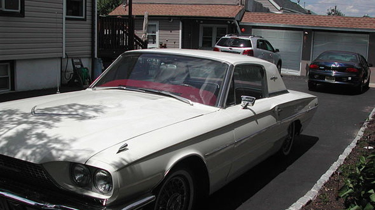 1966 Ford Thunderbird for sale 100791953