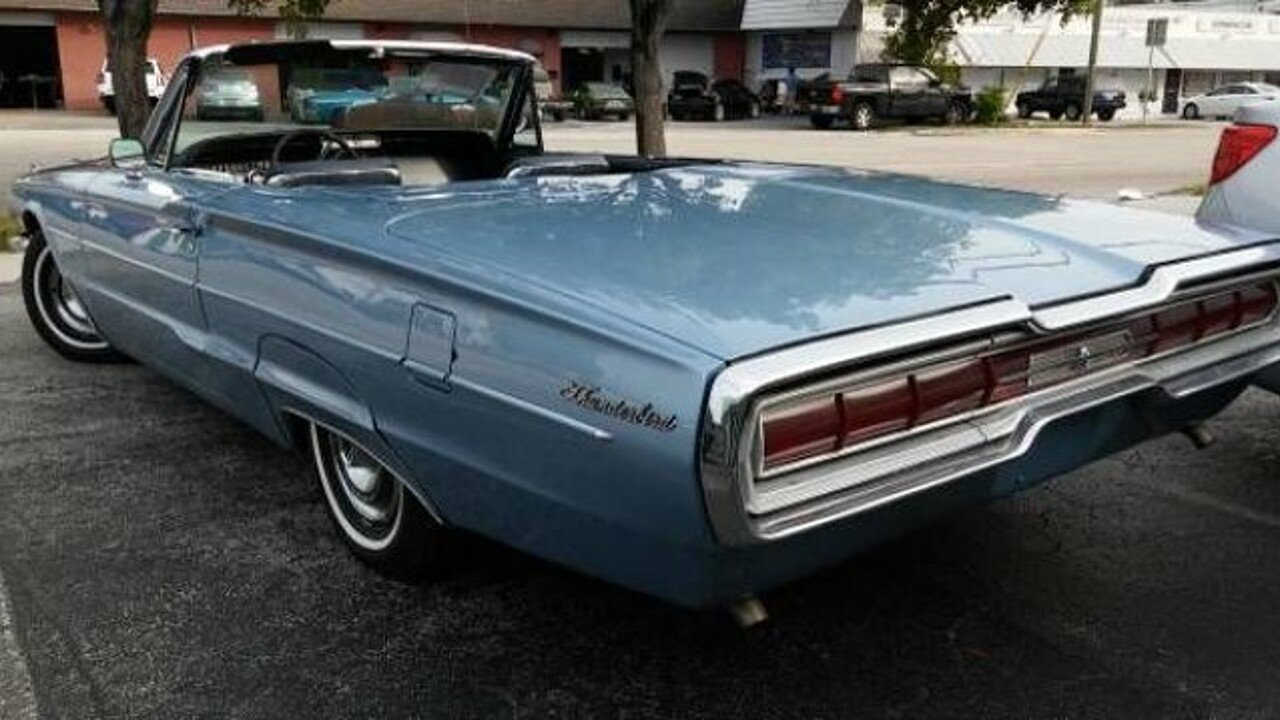 1966 Ford Thunderbird for sale 100854711