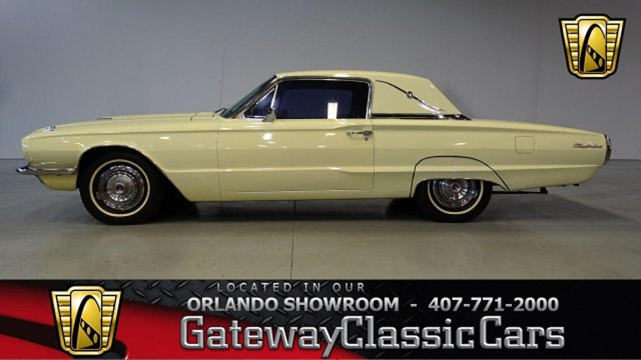 1966 ford thunderbird for sale 100884312