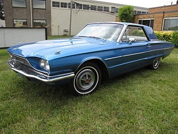 1966 Ford Thunderbird for sale 100901001