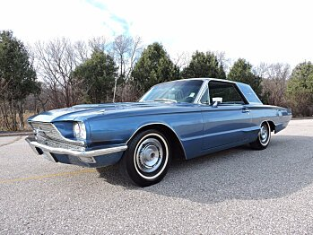 1966 Ford Thunderbird for sale 100931804