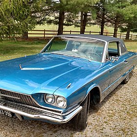 1966 Ford Thunderbird for sale 100790912
