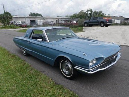 1966 Ford Thunderbird for sale 100997839