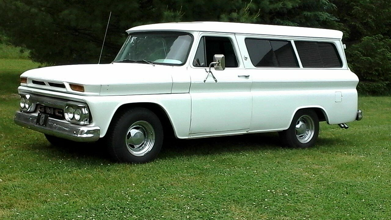 1966 GMC Suburban 2WD for sale 100998401