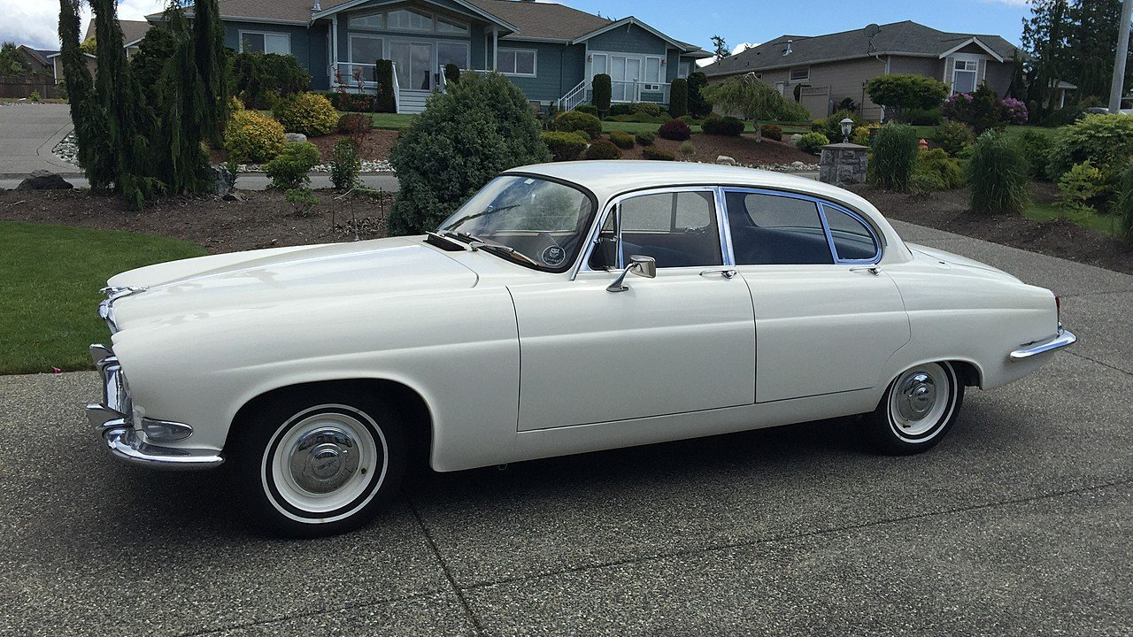 1966 Jaguar Mark X for sale 100876661