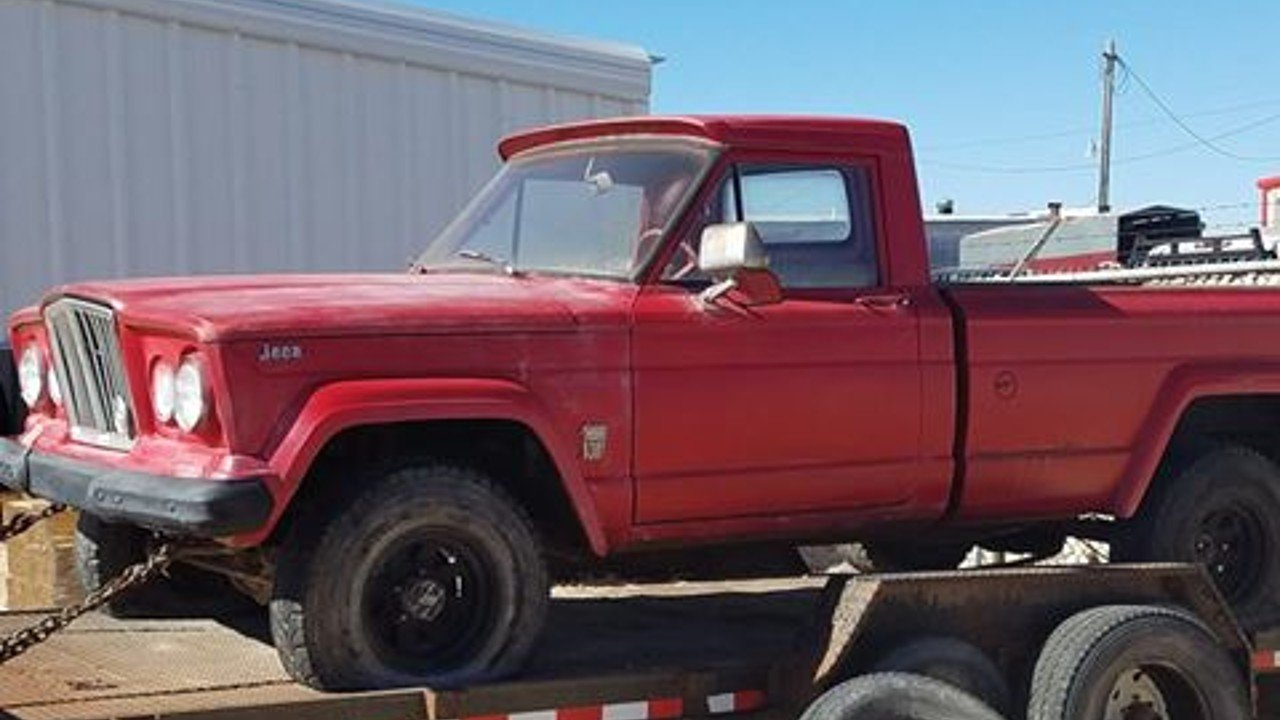1966 Jeep J-Series Pickup for sale 100846483