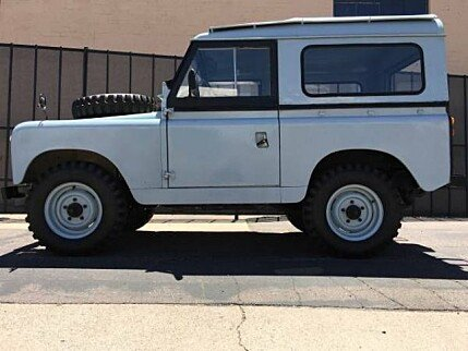 1966 Land Rover Series II for sale 100940525