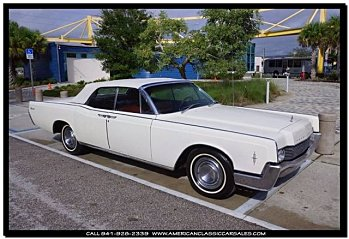 1966 Lincoln Continental for sale 100768708