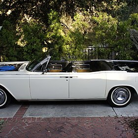 1966 Lincoln Continental for sale 100771229