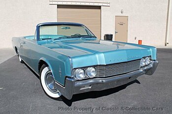1966 Lincoln Continental for sale 100775617