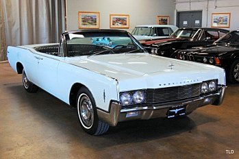 1966 Lincoln Continental for sale 100776425