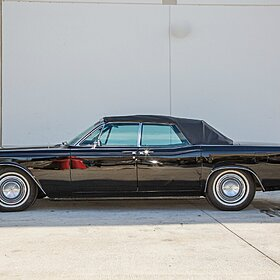 1966 Lincoln Continental for sale 100777622