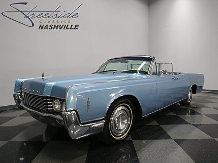 1966 Lincoln Continental for sale 100815895