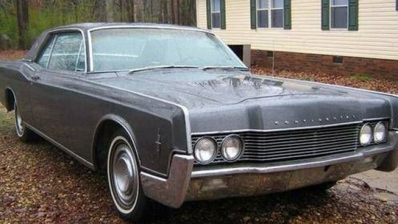 1966 Lincoln Continental for sale 100842521