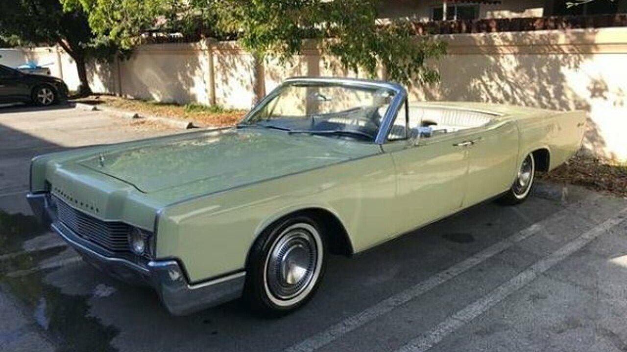 1966 Lincoln Continental for sale 100854732