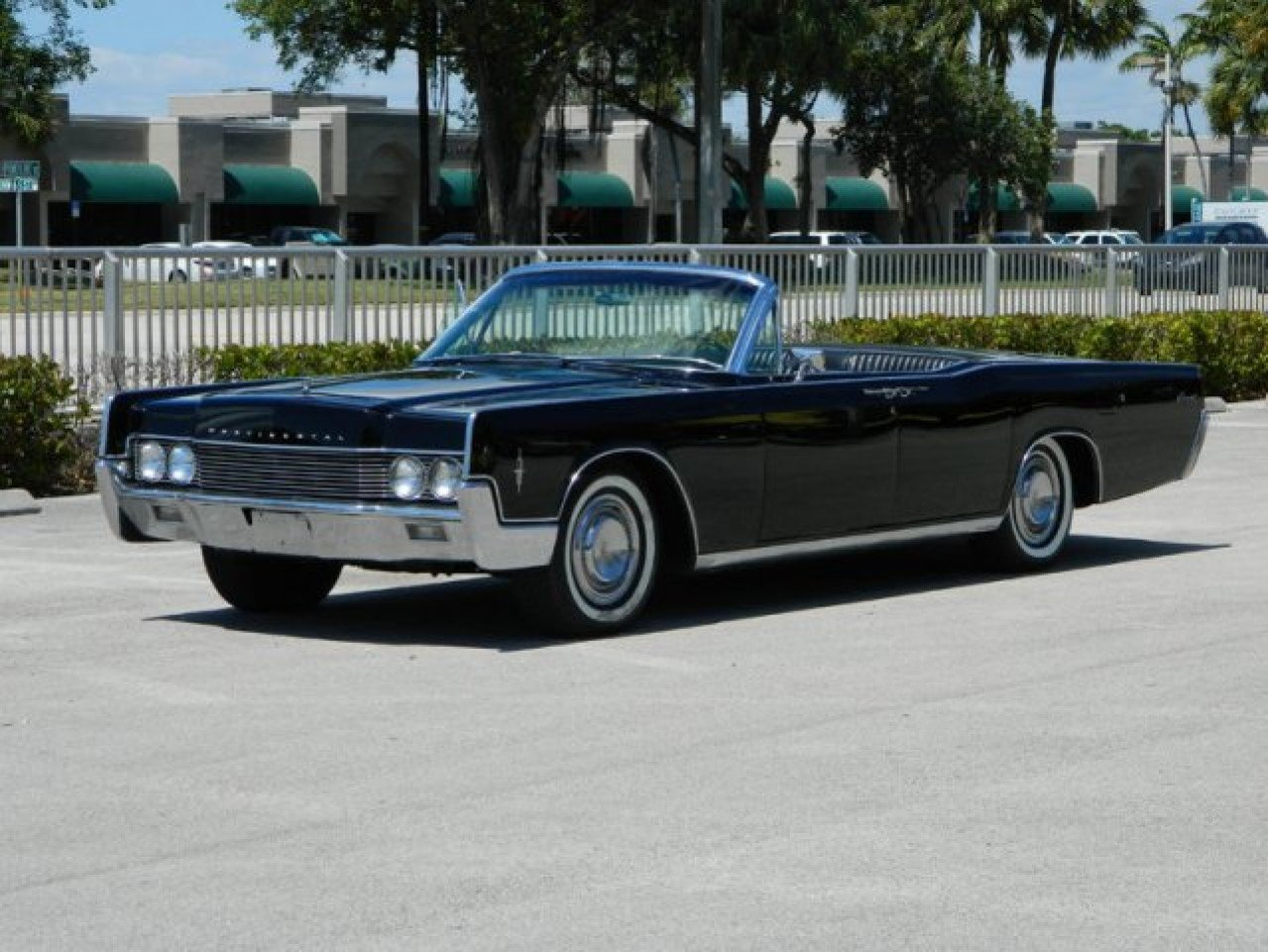 1966 Lincoln Continental For Sale Near Fort Lauderdale