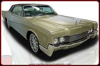 1966 Lincoln Continental for sale 100882799