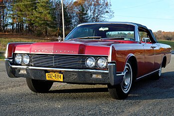 1966 Lincoln Continental for sale 100903921