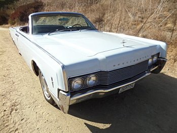 1966 Lincoln Continental for sale 100929464