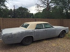 1966 Lincoln Continental for sale 100827752