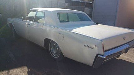 1966 Lincoln Continental for sale 100828165