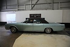 1966 Lincoln Continental for sale 100852314