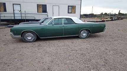 1966 Lincoln Continental for sale 100874347