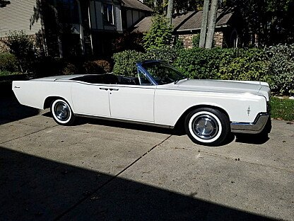 1966 Lincoln Continental for sale 100891633