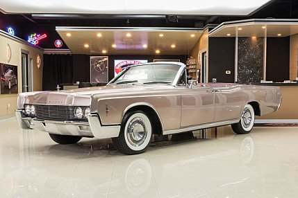 1966 Lincoln Continental for sale 100928854