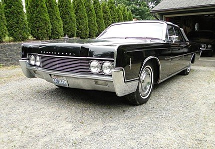 1966 Lincoln Continental for sale 100961857