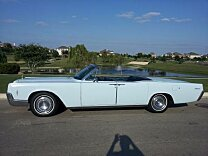 1966 Lincoln Continental for sale 100969822
