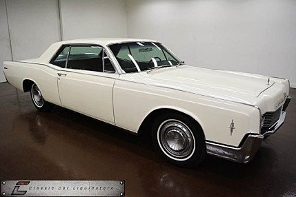 1966 Lincoln Continental for sale 100969836