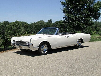 1966 Lincoln Continental for sale 100995276