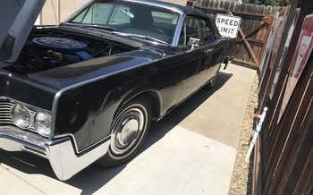1966 Lincoln Continental for sale 101031192