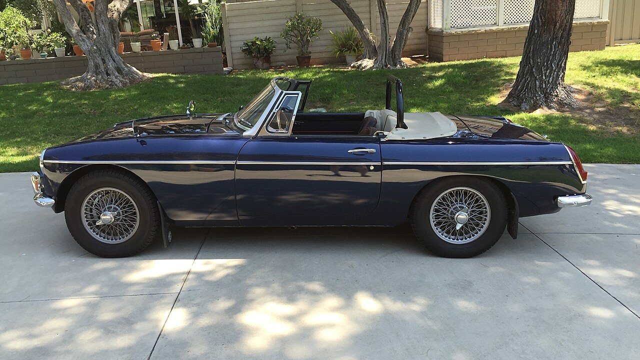 1966 MG MGB for sale 100990619