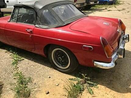 1966 MG MGB for sale 100892181