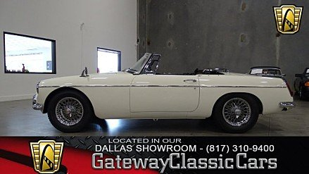 1966 MG MGB for sale 100963923