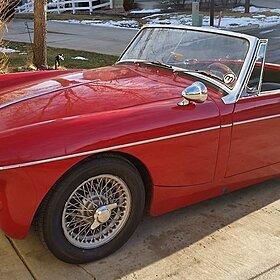 1966 MG Midget for sale 100898789