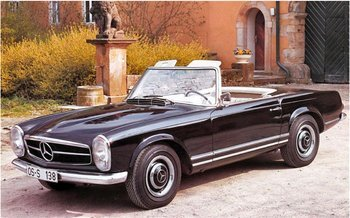 1966 Mercedes-Benz 230SL for sale 100798998