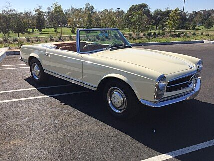 1966 Mercedes-Benz 230SL for sale 100786433