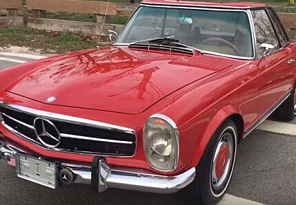 1966 Mercedes-Benz 230SL for sale 100792371