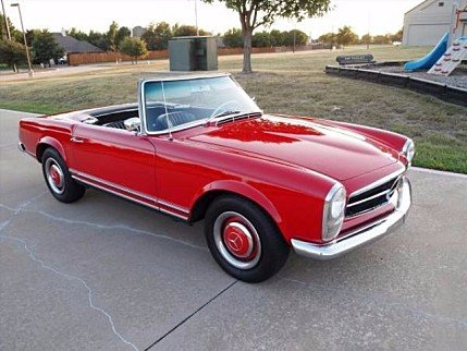 1966 Mercedes-Benz 230SL for sale 100926861