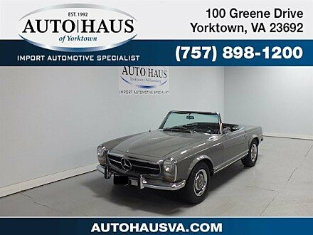 1966 Mercedes-Benz 230SL for sale 100930794